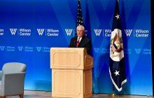 Prejav ministra zahraničných vecí USA R. Tillersona o posilňovaní západného spojenectvá