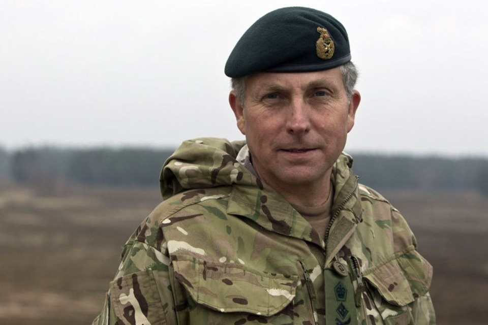 Prejav náčelníka generálneho štábu britských pozemných síl gen. Cartera o bezpečnostných hrozbách
