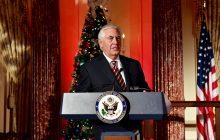 Rozhovor ministra zahraničných vecí USA R. Tillersona pre CNN