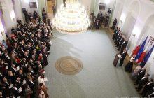 Príhovor poľského prezidenta A. Dudu na stretnutí s diplomatickým zborom
