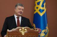 Prejav prezidenta Ukrajiny P. Porošenka na stretnutí s diplomatickým zborom