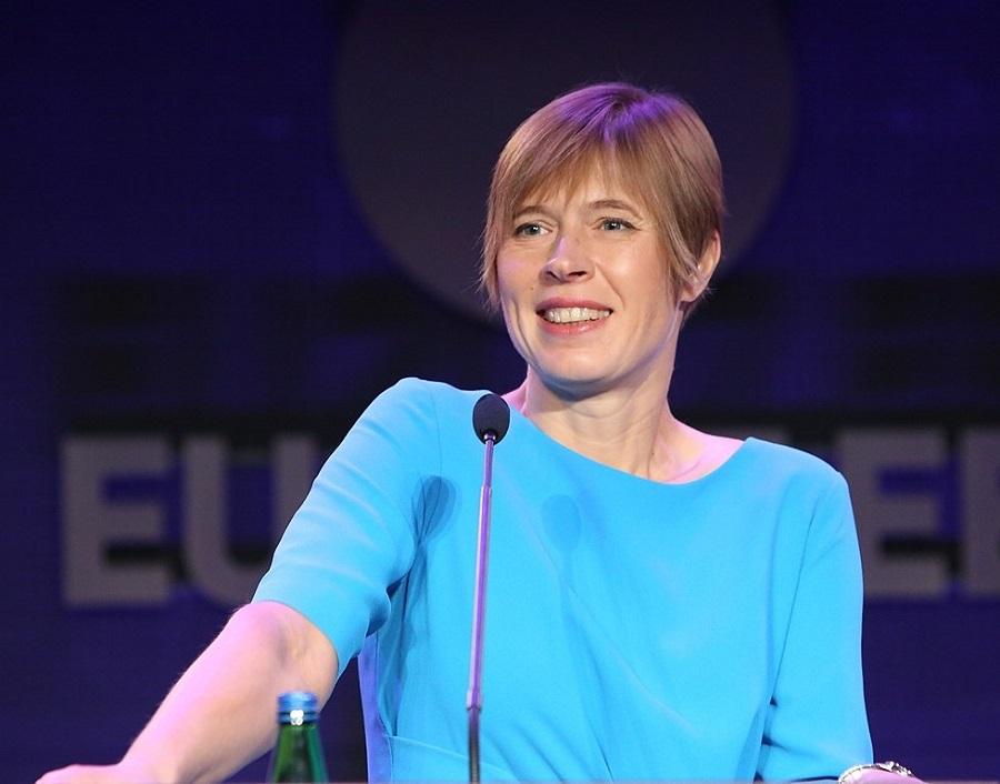 Vystúpenie estónskej prezidentky K. Kaljulaidovej na Mníchovskej bezpečnostnej konferencii