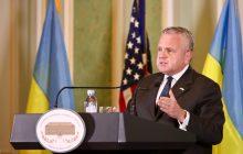 Vystúpenie zástupcu ministra zahraničných vecí USA J. Sullivana na diplomatickej akadémii v Kyjeve