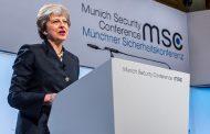 Prejav britskej premiérky T. Mayovej na Mníchovskej bezpečnostnej konferencii