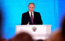 Výročný prejav prezidenta Putina o stave Ruskej federácie /plné znenie/