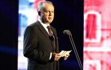 Vystúpenie prezidenta SR A. Kisku nabezpečnostnej konferencii Globsec