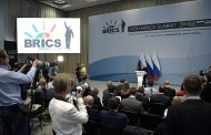 Tlačová konferencia prezidenta RF V. Putina po rokovaní skupiny BRICS /plné znenie/