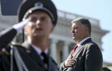 Prejav prezidenta Ukrajiny P. Porošenka pri príležitosti 27. výročia nezávislosti krajiny