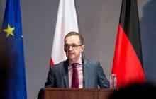 Prejav ministra zahraničných vecí NSR H. Maasa o nemecko-poľských vzťahoch