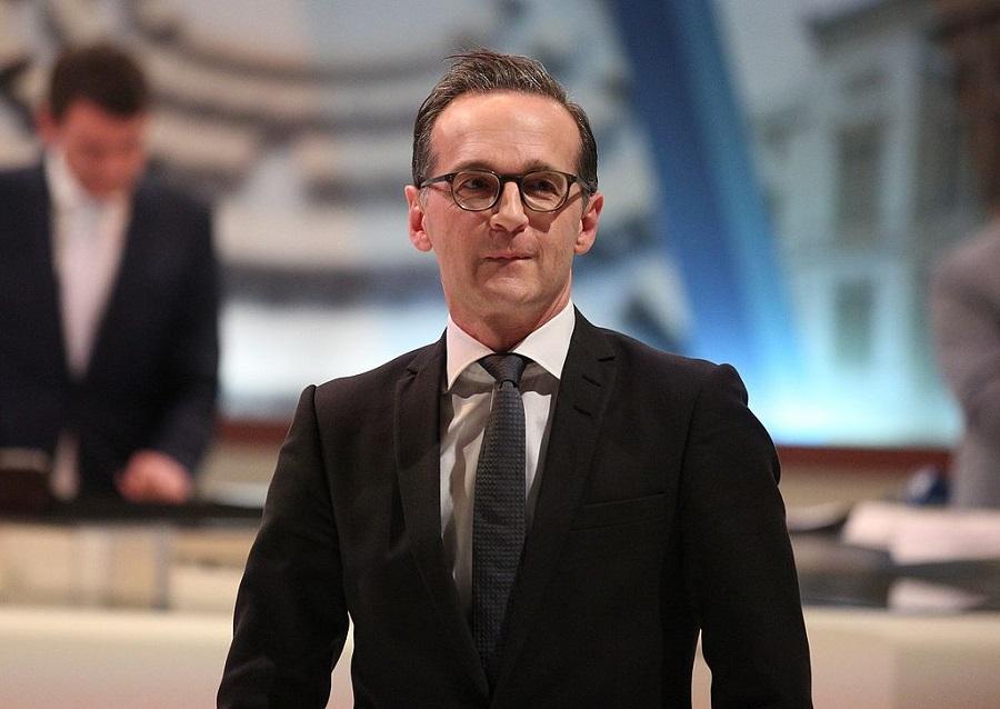 Príhovor ministra zahraničných vecí NSR H. Maasa v Írsku