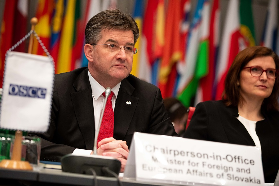 Programové priority predsedníctva SR v OBSE