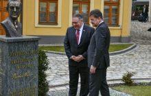 Návšteva ministra zahraničných vecí USA M. Pompea na Slovensku