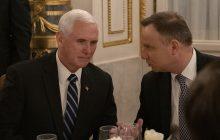 Spoločné vyhlásenie prezidenta Poľska A. Dudu a viceprezidenta USA M. Penceho