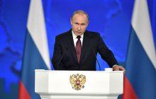 Výročný prejav prezidenta Putina o stave krajiny /plné znenie/