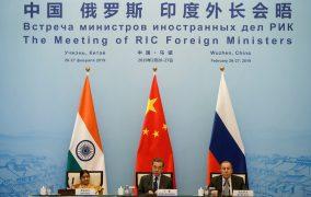 Rokovanie ministrov zahraničných vecí Ruska, Indie a Číny