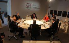Rokovanie ministrov zahraničných vecí skupiny G 7