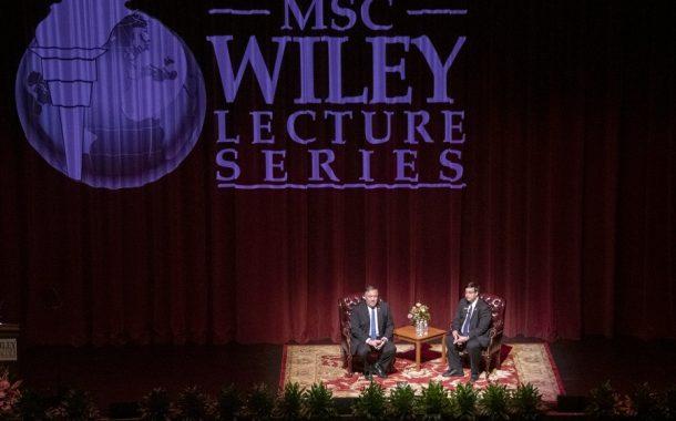 Prejav ministra zahraničných vecí USA M. Pompea na univerzite v Texase