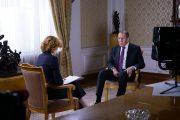"Rozhovor S. Lavrova pre televízny kanál ""Zvezda"""