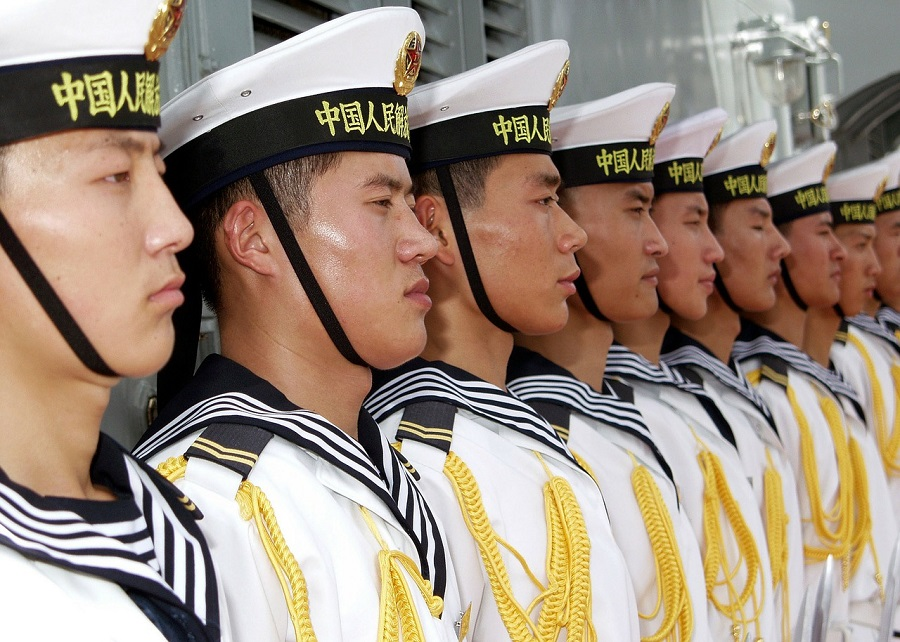 Správa amerického ministerstva obrany o vojenskej sile Číny
