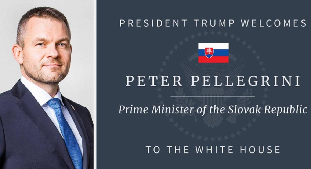 Spoločné vyhlásenie D. Trumpa a P. Pellegriniho