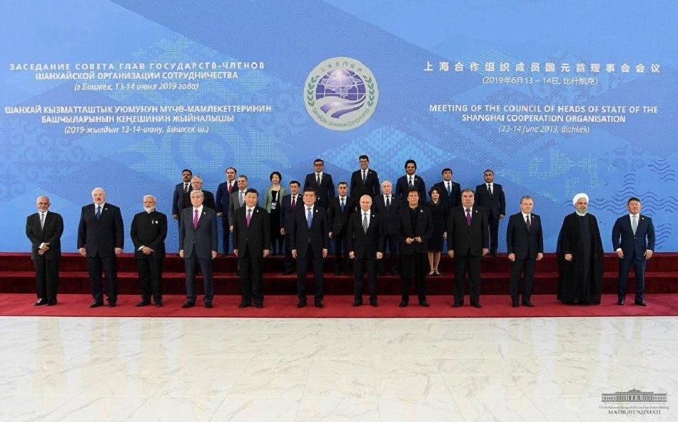 Summit Šanghajskej organizácie pre spoluprácu, Biškek 2019 /Jana Glittová/
