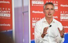 Vystúpenie J. Stoltenberga na bezpečnostnom fóre v Aspene