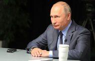 Rozhovor V. Putina pre arabské médiá