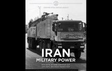 Vojenská sila Iránu (dokument DIA)