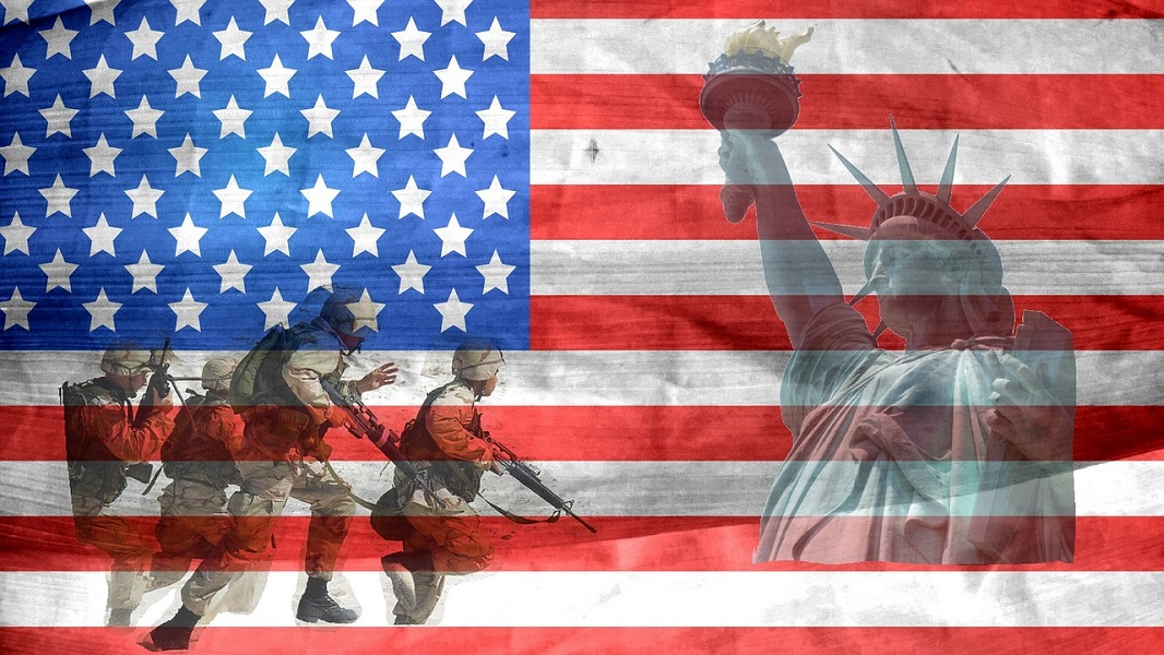 Vojny a vojenské operácie USA /štatistický prehľad/