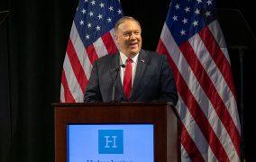 """Prejav ministra zahraničných vecí USA M. Pompea o Číne – """"The China Challenge"""""""