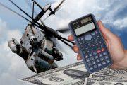 Výdavky členských krajín NATO na obranu