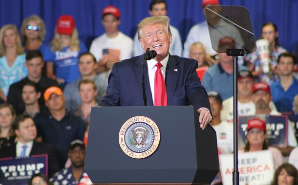 Vyhlásenie prezidenta USA D. Trumpa k Iránu