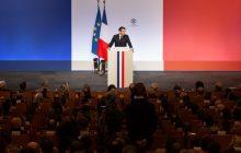 Prejav francúzskeho prezidenta E. Macrona o stratégii obrany a odstrašovania