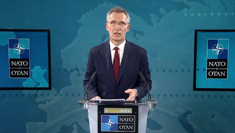 Výročná správa generálneho tajomníka NATO za rok 2019