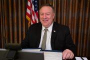 """Príhovor ministra zahraničných vecí USA M. Pompea – """"Europe and the China Challenge"""""""