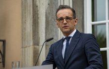 Príhovor ministra zahraničných vecí NSR H. Maasa vo Francúzsku
