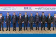Zasadnutie Rady ministrov zahraničných vecí Šanghajskej organizácie pre spoluprácu /Jana Glittová/