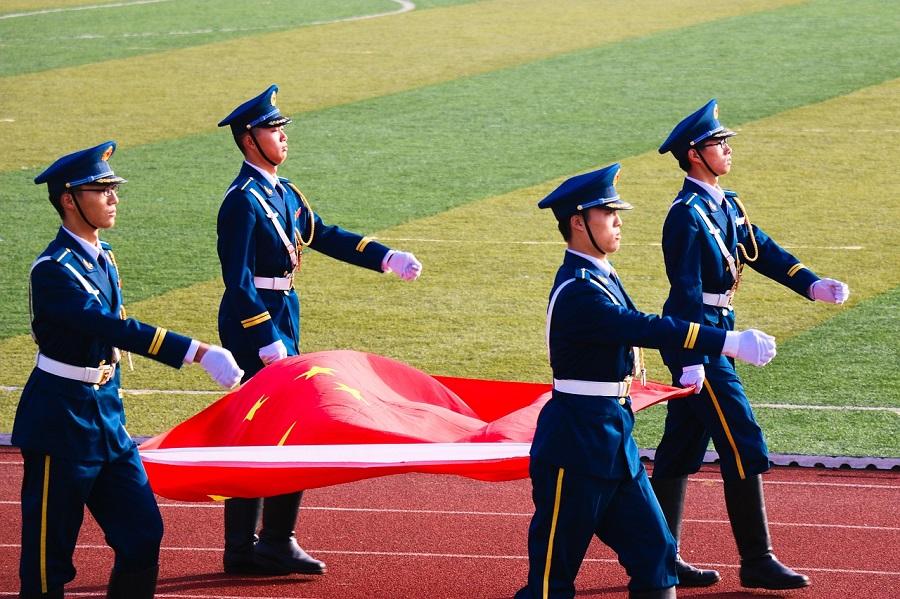 Vojenský a bezpečnostný vývoj Číny /dokument USA/