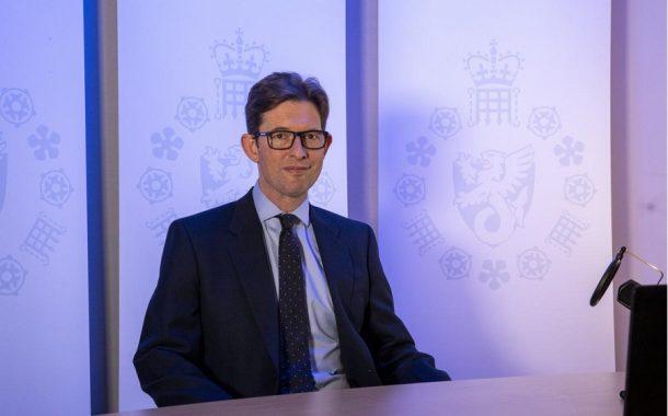 Vystúpenie riaditeľ MI5 gen. K. McCalluma o bezpečnostných hrozbách a činnosti spravodajskej služby