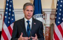 Prejav ministra zahraničných vecí USA A. Blinkena o smerovaní americkej zahraničnej politiky