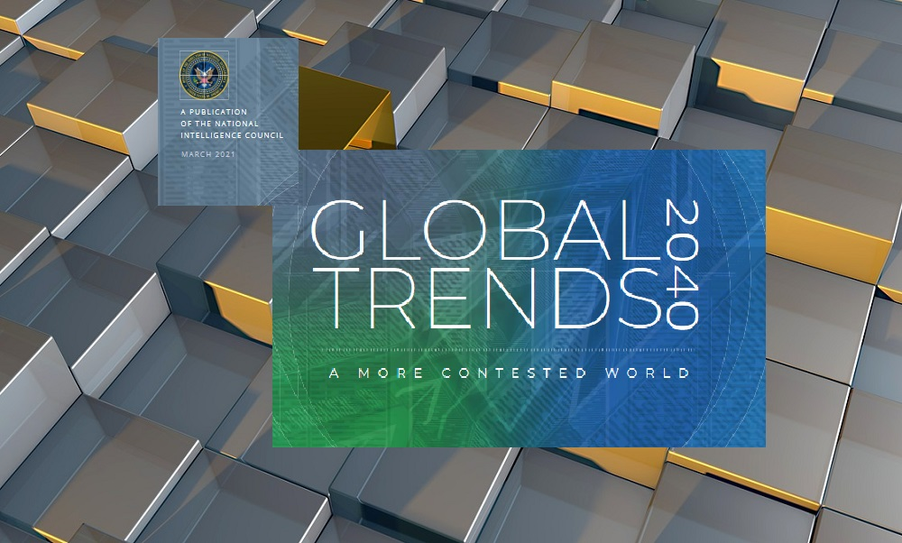 Globálne trendy 2040 / Global Trends 2040: A More Contended World