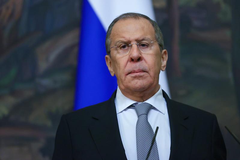 """Sergej Lavrov – """"O zákone, právach a pravidlách"""""""